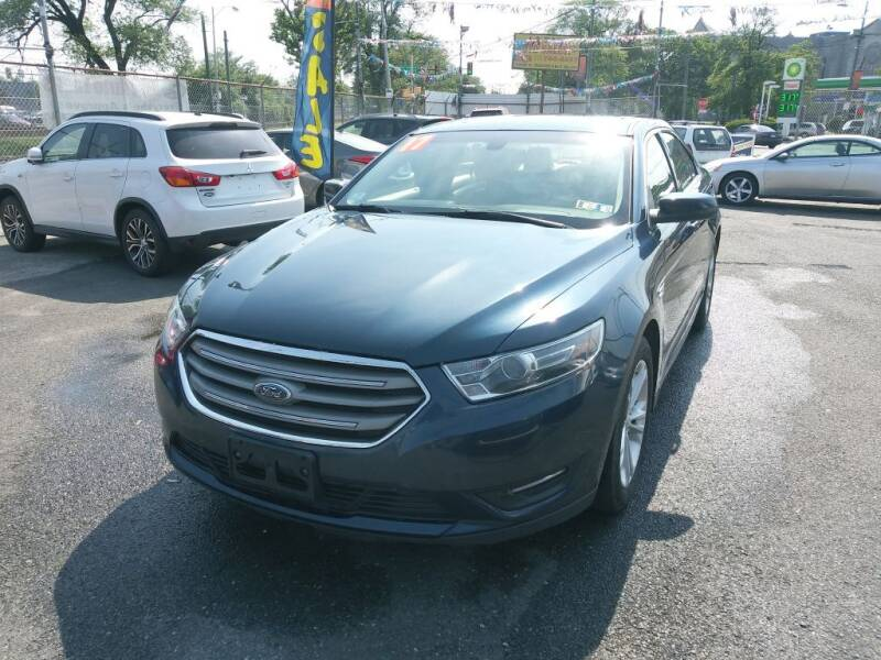 2017 Ford Taurus for sale at LaBate Auto Sales Inc in Philadelphia PA