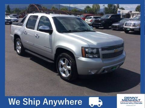 2011 Chevrolet Avalanche for sale at Carmart 360 Missoula in Missoula MT