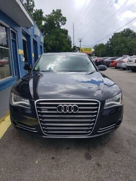 2011 Audi A8 for sale at Drive Auto Sales & Service, LLC. in North Charleston SC
