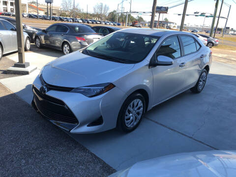 2018 Toyota Corolla for sale at Advance Auto Wholesale in Pensacola FL