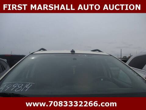 2008 Ford Edge for sale at First Marshall Auto Auction in Harvey IL