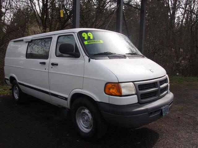 1999 Dodge Ram Van for sale in Portland, OR