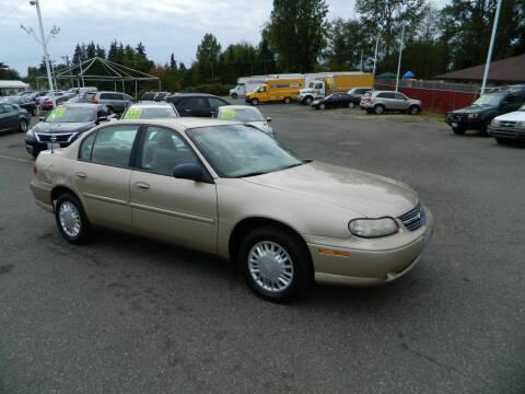 2002 Chevrolet Malibu for sale at J & R Motorsports in Lynnwood WA