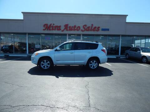 2012 Toyota RAV4 for sale at Mira Auto Sales in Dayton OH