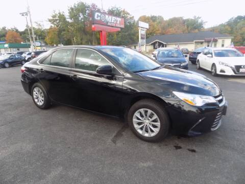 2017 Toyota Camry for sale at Comet Auto Sales in Manchester NH