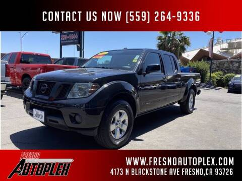 2016 Nissan Frontier for sale at Carros Usados Fresno in Fresno CA