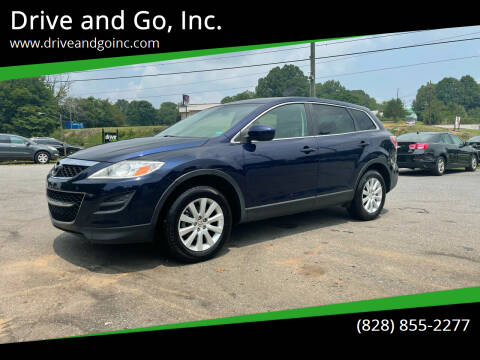 2010 Mazda CX-9 for sale at Drive and Go, Inc. in Hickory NC