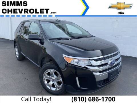 2013 Ford Edge for sale at Aaron Adams @ Simms Chevrolet in Clio MI