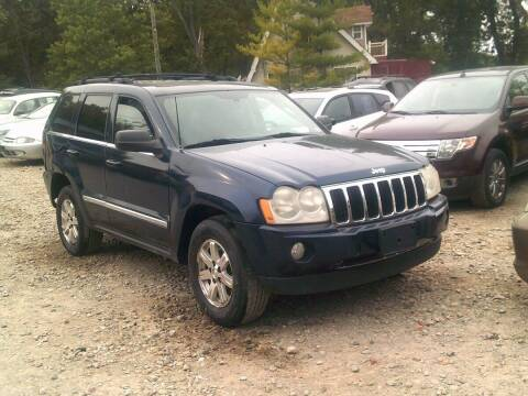 2005 Jeep Grand Cherokee for sale at WEINLE MOTORSPORTS in Cleves OH