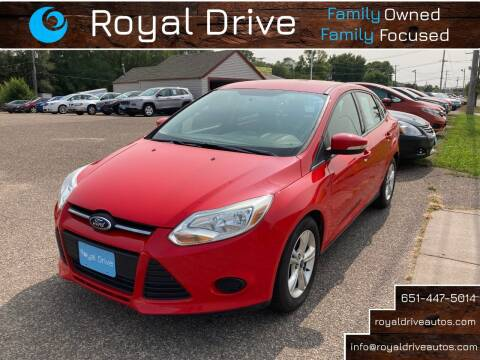 2013 Ford Focus for sale at Royal Drive in Newport MN