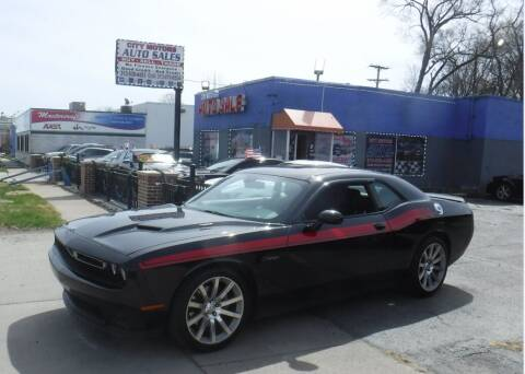 2015 Dodge Challenger for sale at City Motors Auto Sale LLC in Redford MI