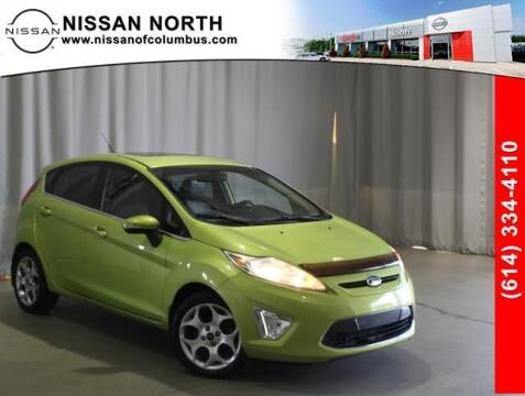 2011 Ford Fiesta for sale at Auto Center of Columbus in Columbus OH