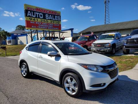 2016 Honda HR-V for sale at Mox Motors in Port Charlotte FL