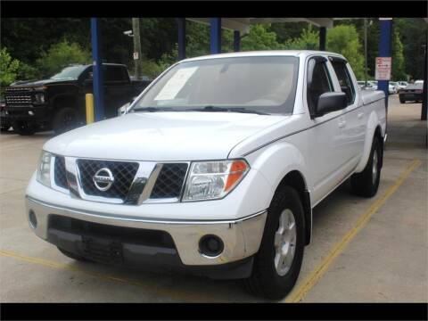 2008 Nissan Frontier for sale at Inline Auto Sales in Fuquay Varina NC