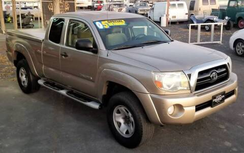 2005 Toyota Tacoma for sale at Vehicle Liquidation in Littlerock CA