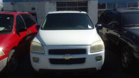 2006 Chevrolet Uplander for sale at New Start Motors LLC in Montezuma IN