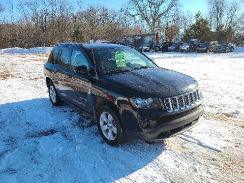 2014 Jeep Compass for sale at BETTER BUYS AUTO INC in East Windsor CT