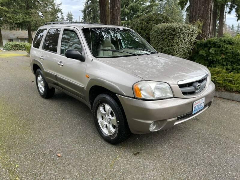 2001 Mazda Tribute for sale in Shoreline, WA