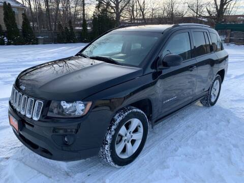 2014 Jeep Compass for sale at TKP Auto Sales in Eastlake OH