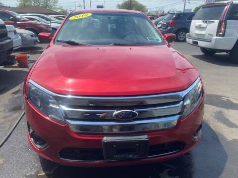 2010 Ford Fusion for sale at Right Choice Automotive in Rochester NY
