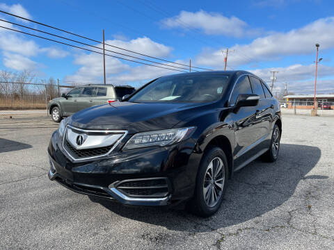 2017 Acura RDX for sale at Signal Imports INC in Spartanburg SC