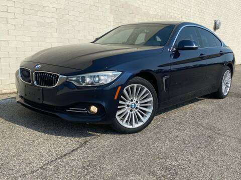 2015 BMW 4 Series for sale at Samuel's Auto Sales in Indianapolis IN