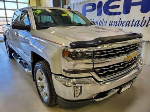 2016 Chevrolet Silverado 1500 for sale at Piehl Motors - PIEHL Chevrolet Buick Cadillac in Princeton IL