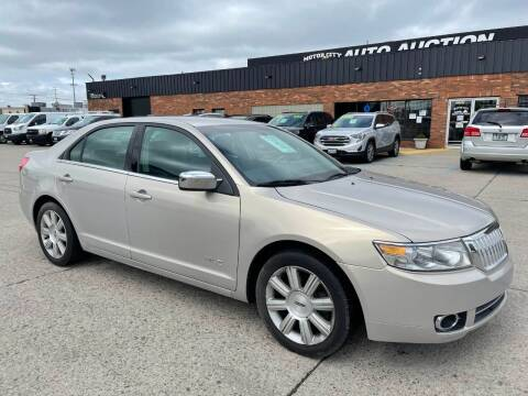 2009 Lincoln MKZ for sale at Motor City Auto Auction in Fraser MI