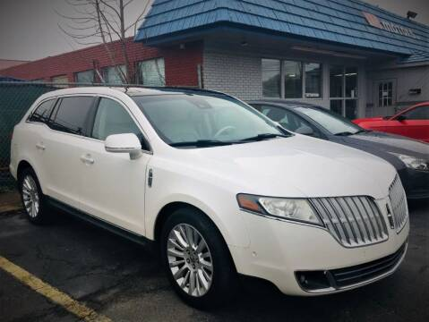 2012 Lincoln MKT for sale at RD Motors, Inc in Charlotte NC