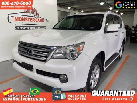 2011 Lexus GX 460 for sale at Monster Cars in Pompano Beach FL