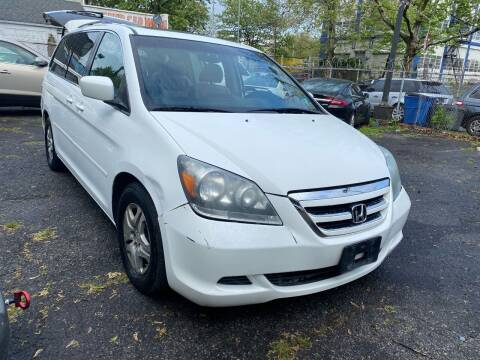 2007 Honda Odyssey for sale at Mecca Auto Sales in Newark NJ
