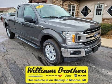 2018 Ford F-150 for sale at Williams Brothers - Pre-Owned Monroe in Monroe MI