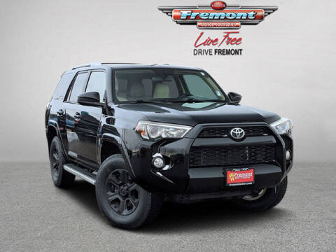2014 Toyota 4Runner for sale at Rocky Mountain Commercial Trucks in Casper WY