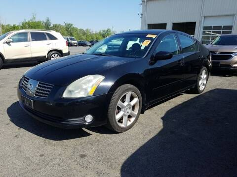 2004 Nissan Maxima for sale at MOUNT EDEN MOTORS INC in Bronx NY