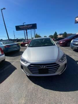 2018 Hyundai Elantra for sale at Washington Auto Group in Waukegan IL