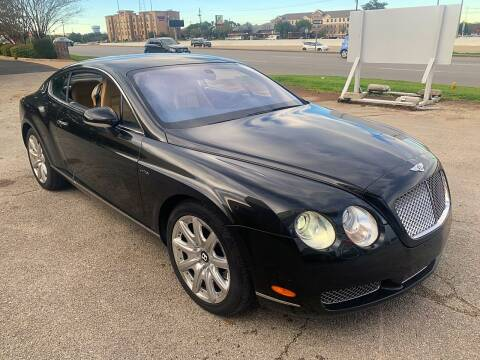 2005 Bentley Continental for sale at Austin Direct Auto Sales in Austin TX