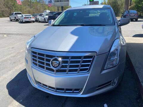 2014 Cadillac XTS for sale at J Franklin Auto Sales in Macon GA