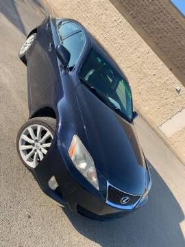 2007 Lexus IS 250 for sale at Trocci's Auto Sales in West Pittsburg PA