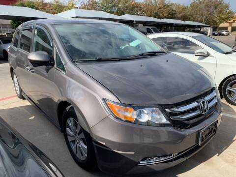 2016 Honda Odyssey for sale at Excellence Auto Direct in Euless TX