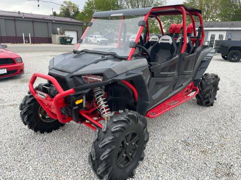 2016 Polaris RZR XP 4 for sale at Davidson Auto Deals in Syracuse IN