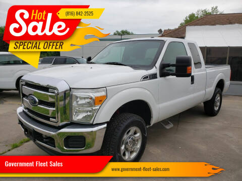 2015 Ford F-250 Super Duty for sale at Government Fleet Sales in Kansas City MO