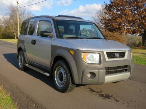 2004 Honda Element for sale at Sevierville Autobrokers LLC in Sevierville TN