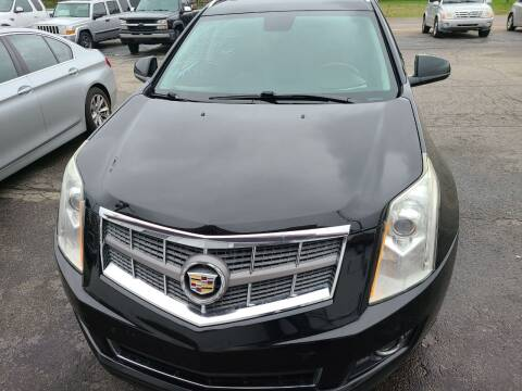 2010 Cadillac SRX for sale at All State Auto Sales, INC in Kentwood MI