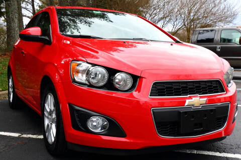 2016 Chevrolet Sonic for sale at Prime Auto Sales LLC in Virginia Beach VA