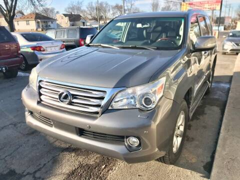 2010 Lexus GX 460 for sale at Tiger Auto Sales in Columbus OH