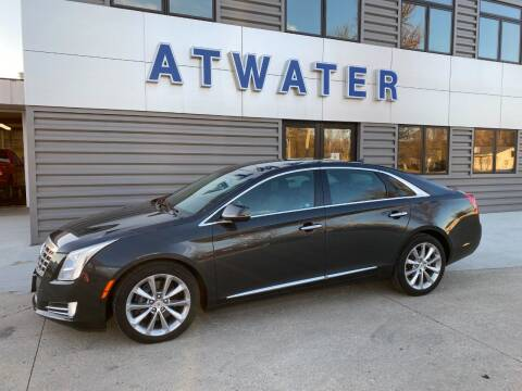 2014 Cadillac XTS for sale at Atwater Ford Inc in Atwater MN