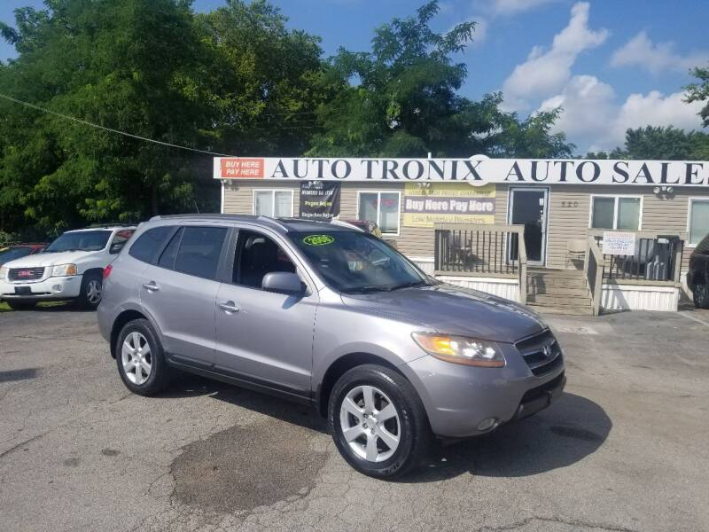 2008 Hyundai Santa Fe for sale at Auto Tronix in Lexington KY