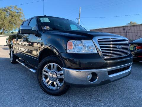2007 Ford F-150 for sale at Das Autohaus Quality Used Cars in Clearwater FL