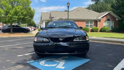 1994 Ford Mustang for sale at A Lot of Used Cars in Suwanee GA