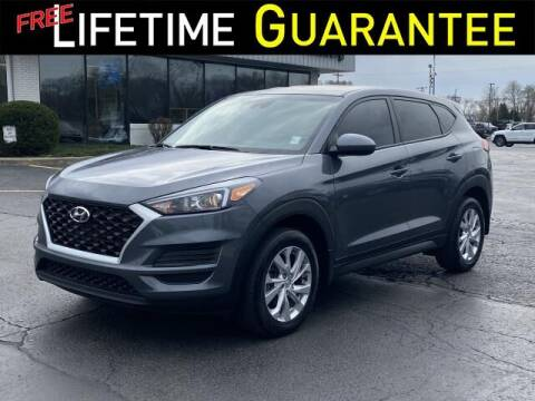 2019 Hyundai Tucson for sale at Vicksburg Chrysler Dodge Jeep Ram in Vicksburg MI